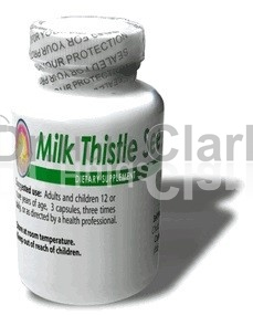 Milk Thistle Seeds 500 mg -